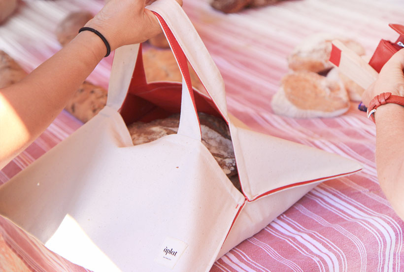 Àplat Tote Carries Your Pie Perfectly!