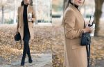 Bellalike Solid Color Stand-Up Collar Pocket Coat is a Stylish Coat for Colder Weather