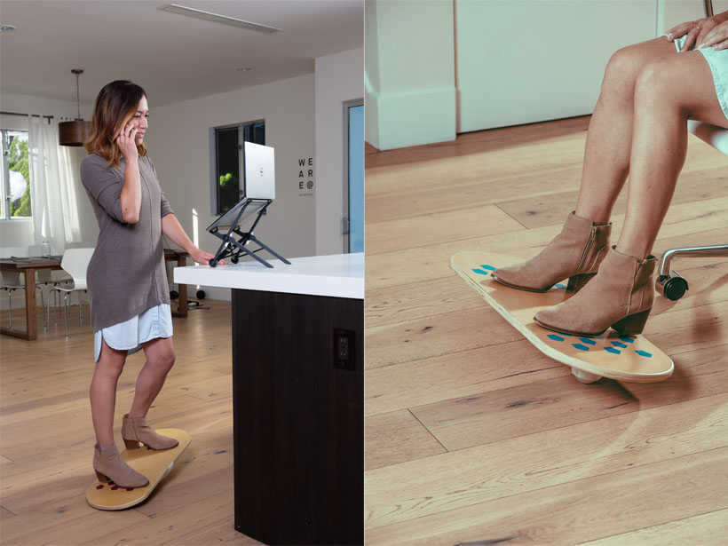 Casper Board Burns Calories and Helps Focus at Work