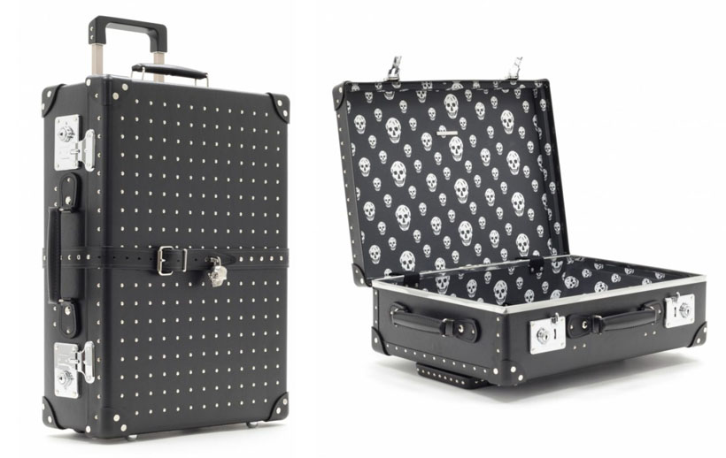 Globe-Trotter Cases by Alexander McQueen
