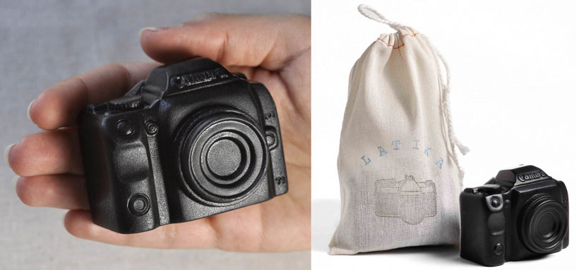 Latika Camera Soap