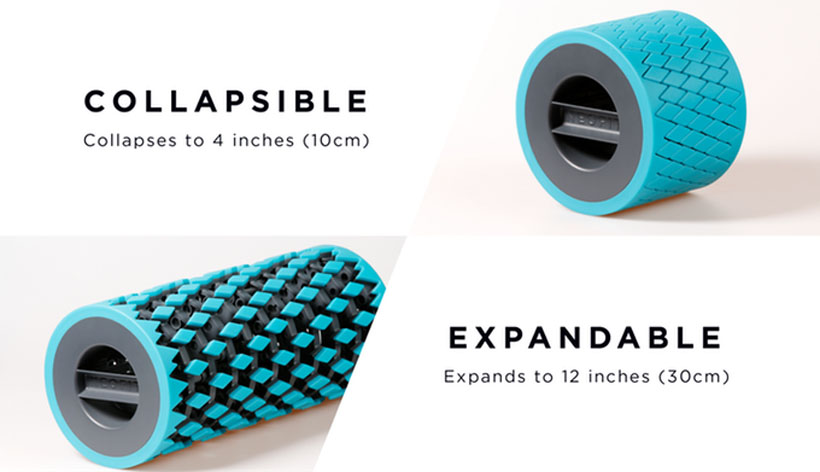 Neofit Roller - Collapsible Foam Roller