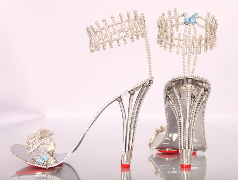 Princess Constellation Stilettos