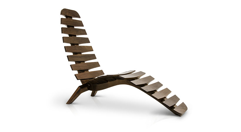 Sternum Chaise Lounge
