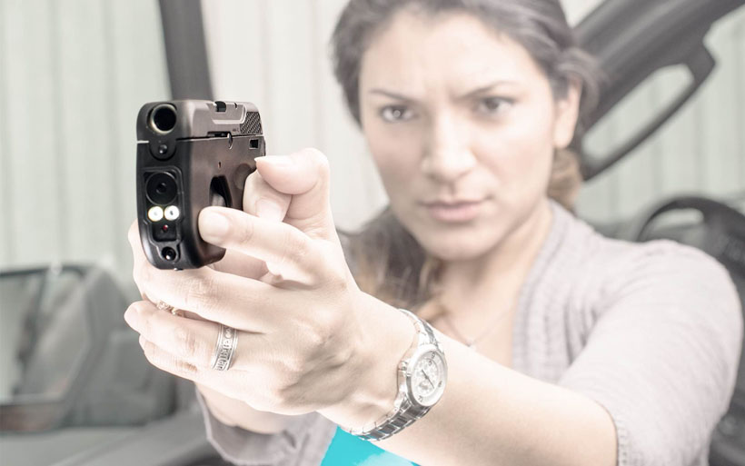 Taurus Curve : The Gun You Wear Features Unique Curved Design