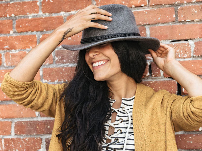 Tilley TWF1 Montana Fedora Keeps Your Head Warm in Style