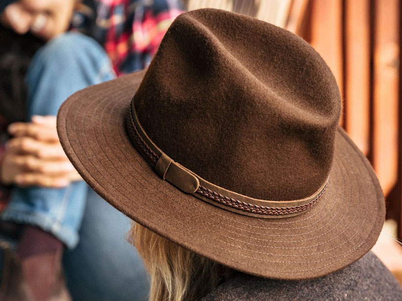 Tilley TWF1 Montana Fedora Keeps Your Head Warm in Style c76f1026fe48