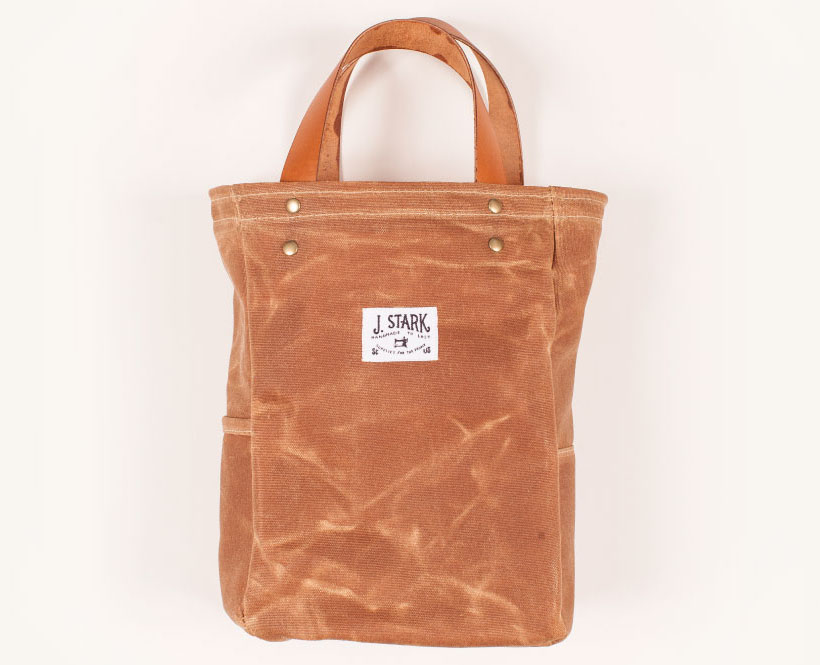 Tremont Wine Tote Bag by J. Stark Horace