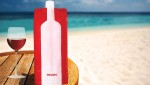 Wine2Go 750-ml Foldable Wine Bottle - No More Worry with Broken Glass Bottle
